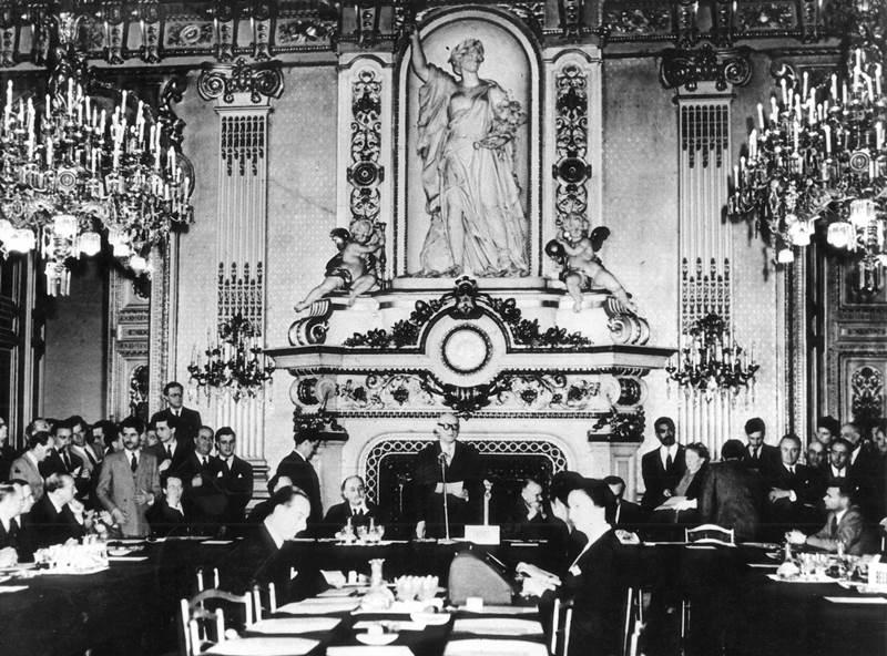Le 70e anniversaire de la déclaration Schuman